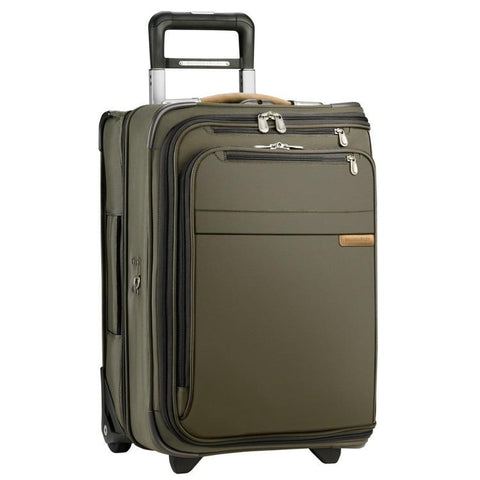 Briggs & Riley Baseline Domestic Carry-On Upright Garment Bag - Jet-Setter.ca