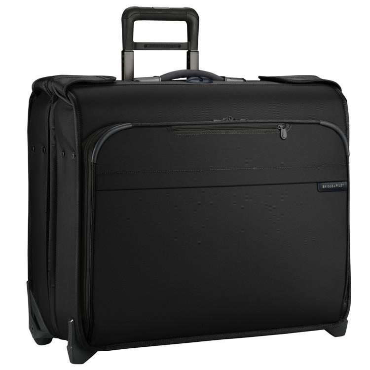 Briggs and Riley Luggage - Briggs & Riley Baseline Deluxe Wheeled Garment Bag - Jet-Setter.ca