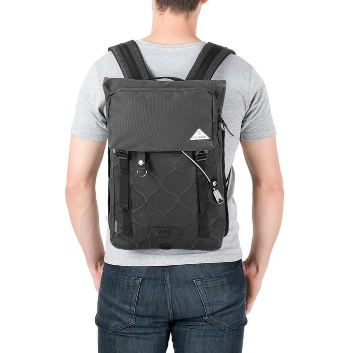 UltimateSafe Z15 Anti Theft Urban Backpack - Jet-Setter.ca