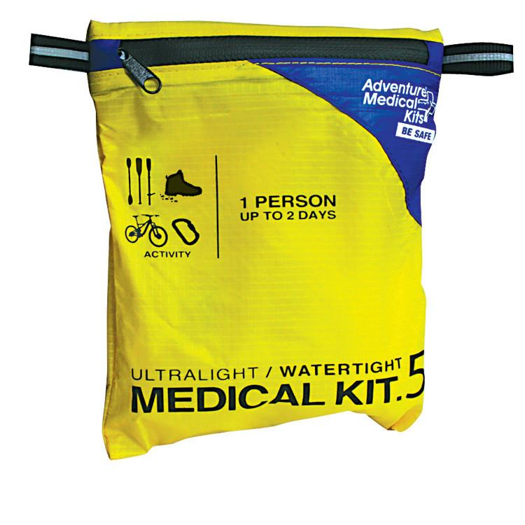 Ultralight Watertight Medical Kit  1 person - Jet-Setter.ca