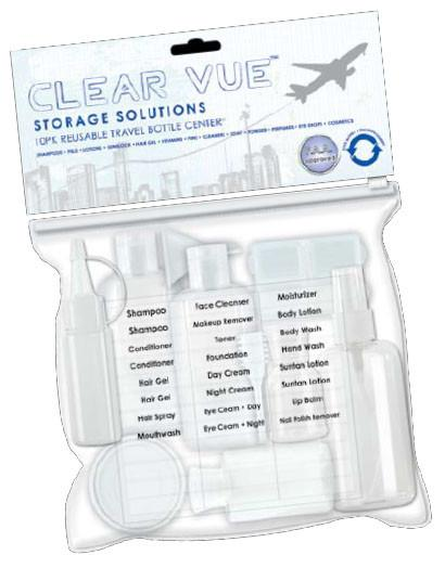 Travel Assortment in Resealable Pouch - Jet-Setter.ca