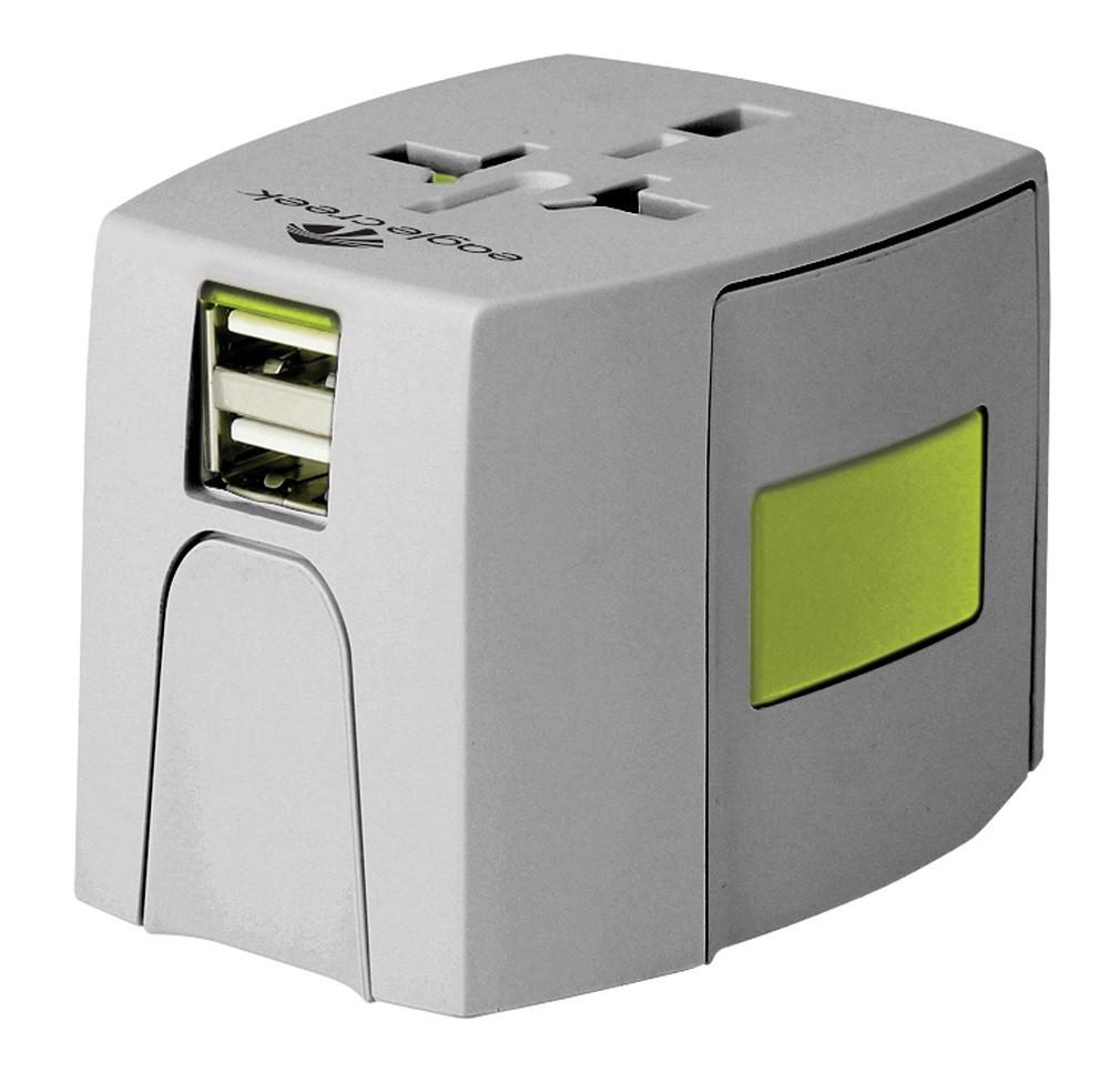 Eagle Creek USB Universal Travel Adapter - Jet-Setter.ca