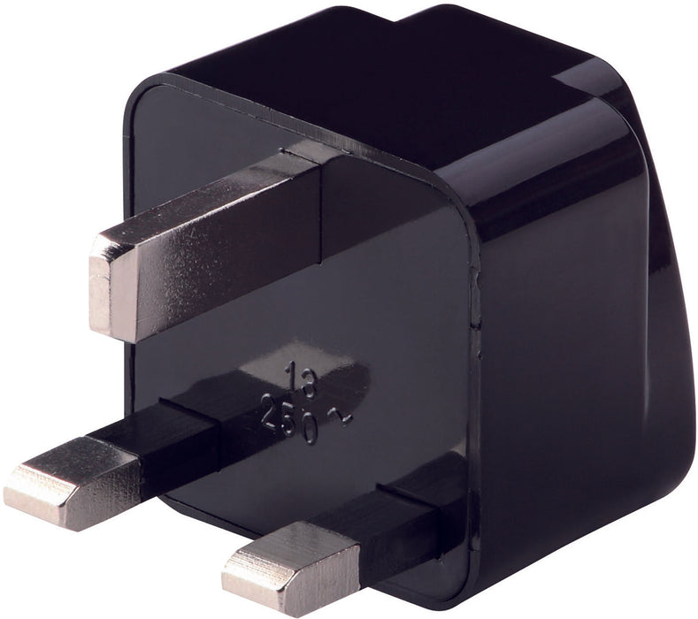 Grounded Adapter Plug (Great Britain/Africa)