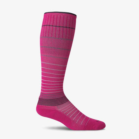 Women's Circulator 15-20mmHG Compression Socks - Jet-Setter.ca