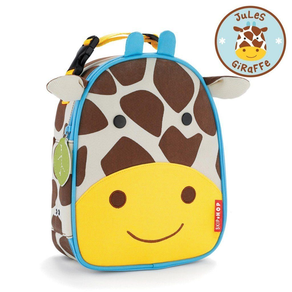 Skip Hop Zoo Lunchie Insulated Lunchbag - Jet-Setter.ca