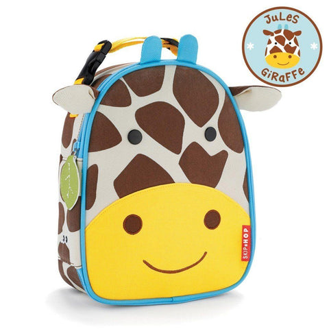 Zoo Lunchie Insulated Lunchbag