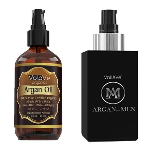 HIs and Her Argan Oil