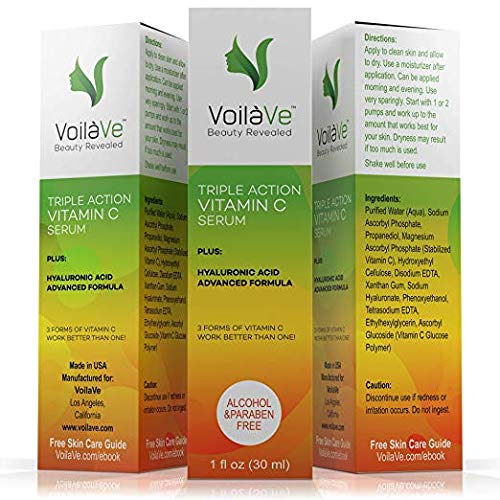 3 Pack Vitamin C Serum