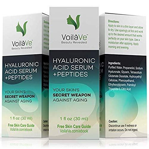 Hyaluronic Acid Serum - 3 pack