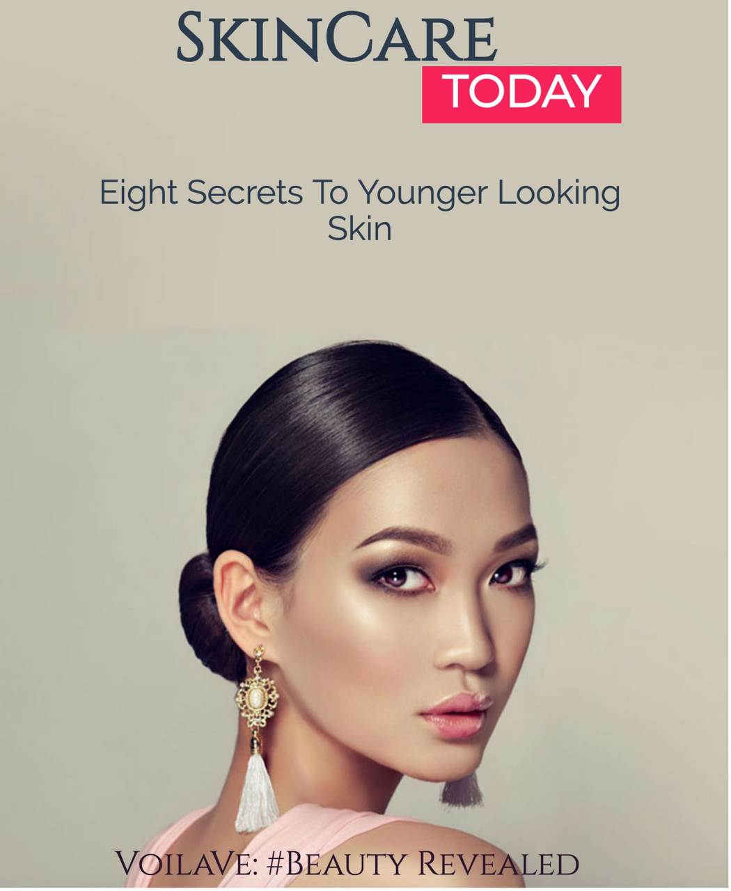 Eight Secrets To Younger Looking Skin Ebook