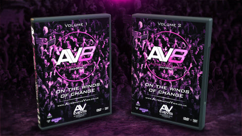 AV8 - 16 Disc Box Set