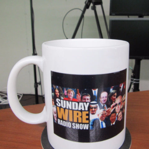 Sunday Wire Coffee & Tea Mug