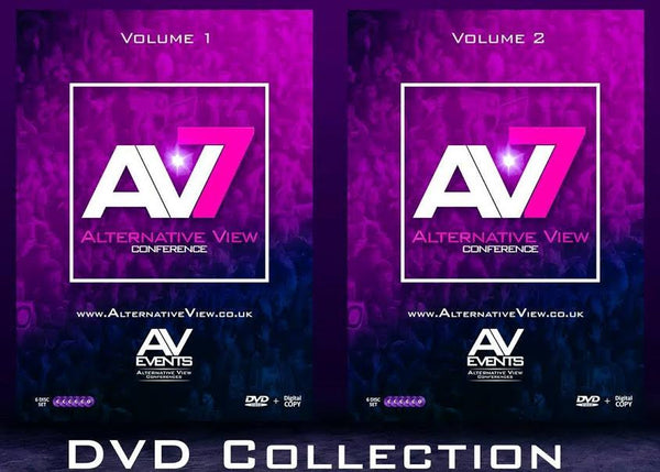 AV7 - 16 Disc Box Set