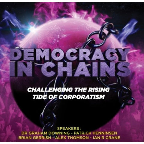 AV9.1 - DEMOCRACY in CHAINS - 5xDVD Box Set