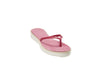 Positano Bubble Leather Thong Sandal