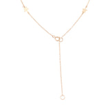 Boom AllStars Short Necklace Rose Gold