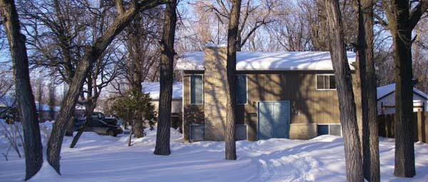 My First House: Stony Mountain, MB '06/'07