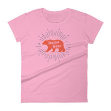 Mama Bear Red short sleeve t-shirt
