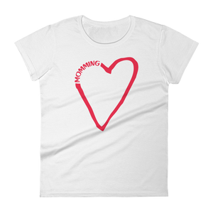Momming Heart short sleeve t-shirt