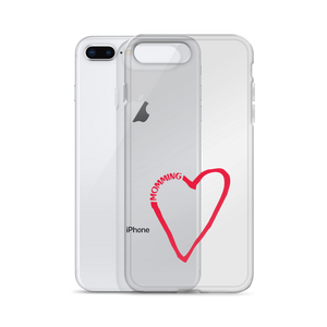 Momming Heart iPhone Case