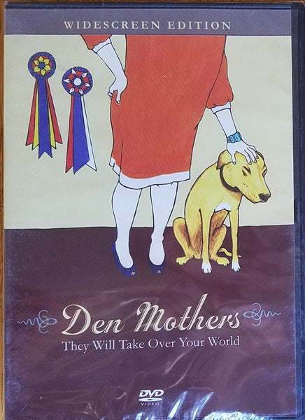 Den Mothers Ridgeback Documentary DVD