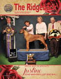 Single copy of The Ridgeback magazine for NON Members outside  the US