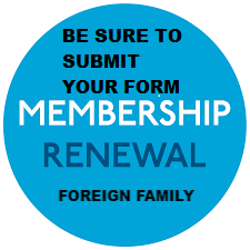 Membership Renewal 2018 RRCUS Foreign* Voting Family-