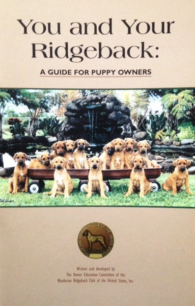RRCUS Guide for Puppy Owners