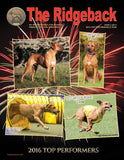 Single copy of The Ridgeback magazine