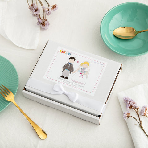 Deluxe Wedding Activity Box