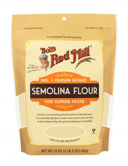 Semolina Flour (Bob's Red Mill)