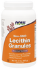 Lecithin Granules Soy (Non-GMO) (4 Sizes)