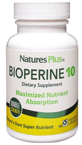 Nature's Plus Bioperine 10 *New*