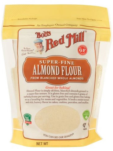 Bob's Red Mill Almond Flour Blanched