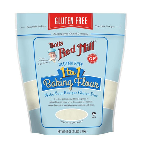 1 to 1 Gluten Free Baking Flour (Bob's Red Mill) *TPR*