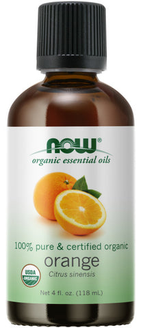 Now Orange Oil Organic