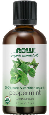 Now Peppermint Oil Organic
