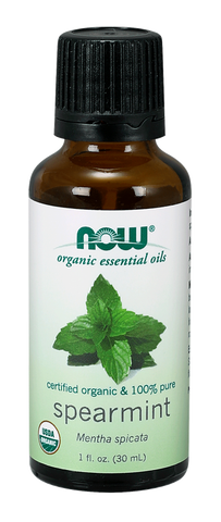 Now Spearmint Oil Organic