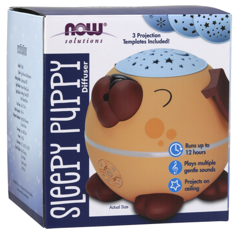 Now Sleepy Puppy Essential Oil Diffuser