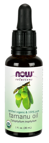 Now Solutions Tamanu Oil Organic