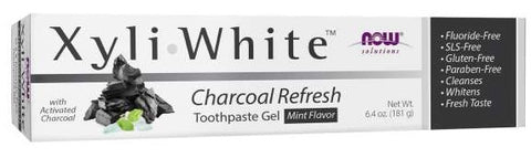 Now Solutions Xyliwhite™ Toothpaste Charcoal Refresh