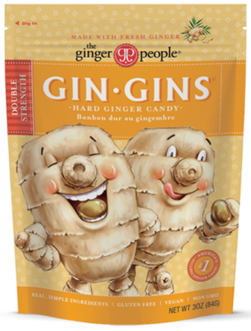 Ginger People Gin Gins® Hard Candy