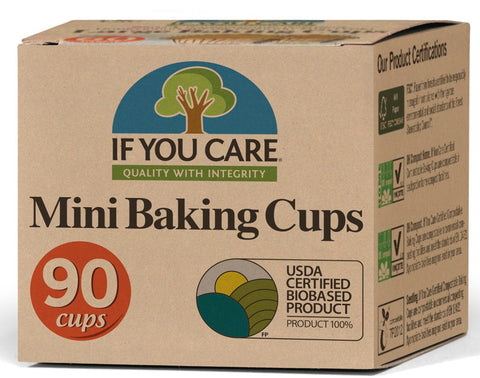 If You Care Baking Cups - Unbleached (3 Varieties) *TPR*