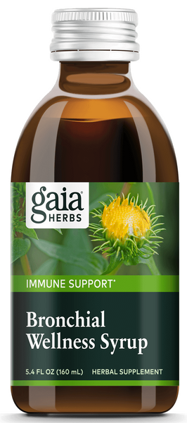 Gaia Bronchial Wellness Syrup