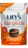 Lily's Peanut Butter Cups No Sugar Added (2 Varieties) *New* *TPR*
