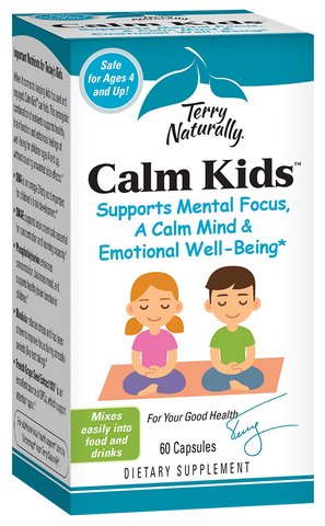 Terry Naturally Calm Kids®