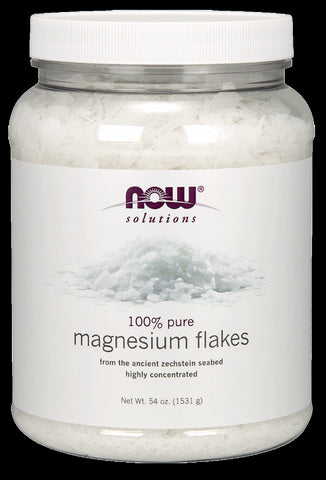 Now Solutions Magnesium Flakes