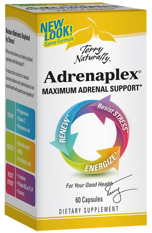 Terry Naturally Adrenaplex (2 Varieties)