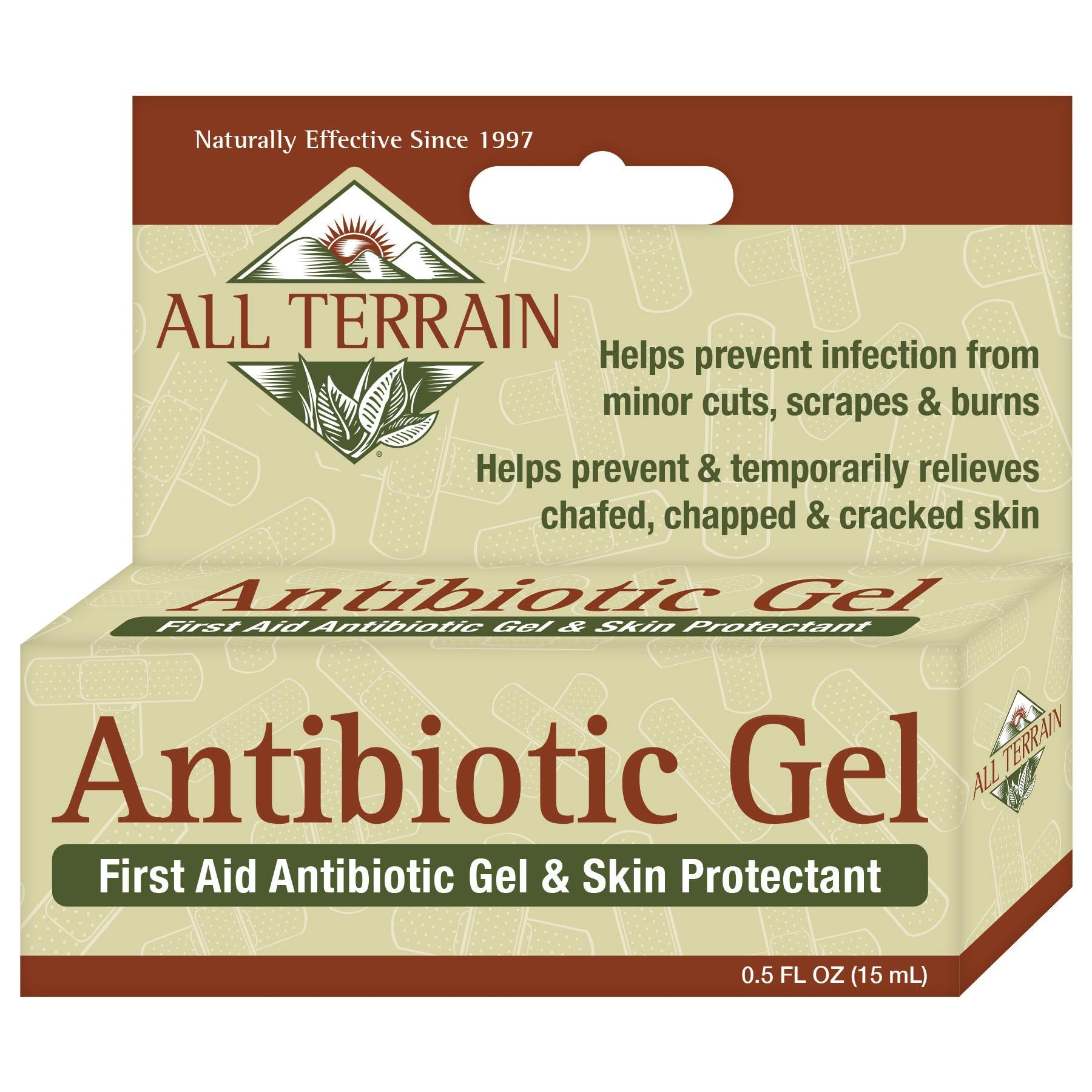 All Terrain Antibiotic Gel