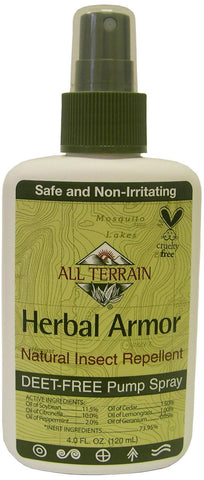 All Terrain Herbal Armor Insect Repellent (4 Varieties)